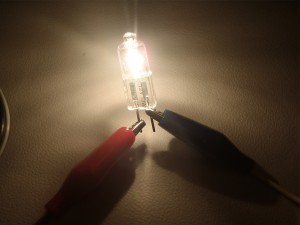 Лампочка исправна
